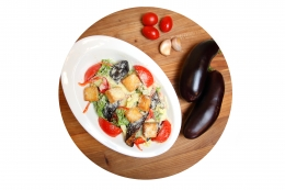 Цезарь Байке овощной (порция 290гр)
