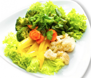 Припущенные овощи