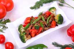 Салат Апашкин (порция 250гр)