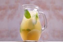 Карамельная груша- Фирменный лимонад