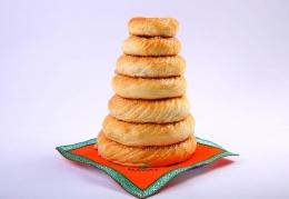 Хлебная пирамида 7шт