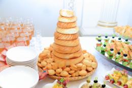Хлебная пирамида 10шт