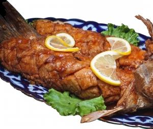 Рыба виноград