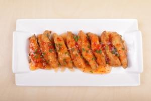 Рыба в соусе SWEET CHILLI (300гр)
